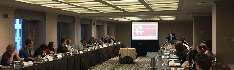 Gemi Hosts Workshop On Supply Chain Sustainability