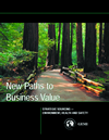 New Paths to Business Value- Strategic Sourcing--Environment, Health, and Safety
