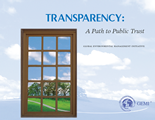 Transparency- A Path to Public Trust