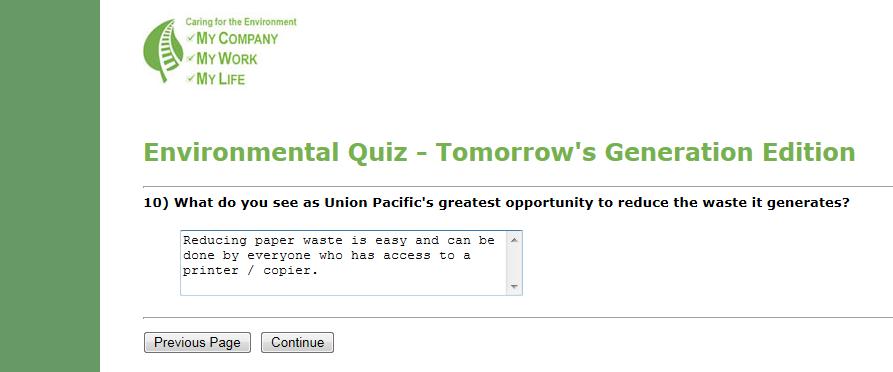 UP-quiz